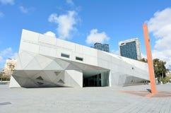 特拉维夫艺术馆在特拉维夫-以色列 免版税库存照片