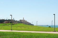 特拉维夫,以色列,中东 免版税库存图片
