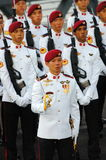 特攻队卫兵荣誉称号 图库摄影