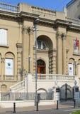 特斯拉博物馆 免版税库存照片