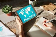 特权业务模式和营销策略概念 库存照片