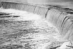 特森跌倒新泽西美国 免版税库存照片