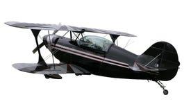 特殊双翼飞机的pitts 免版税库存图片