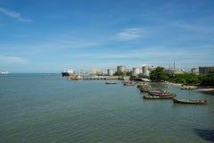巴特沃思,槟榔岛-马来西亚 图库摄影