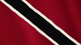 特立尼达和多巴哥沙文主义情绪的动画 整个银幕 国家的标志 皇族释放例证
