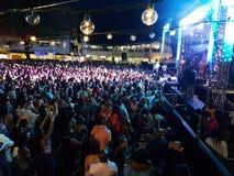 特立尼达和多巴哥狂欢节 库存照片