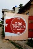 特立尼达市古巴加勒比Kuba圣斯皮里图斯市 库存图片
