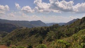 特立尼达,古巴乡下 图库摄影