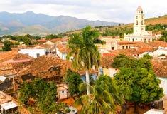 特立尼达 免版税库存照片