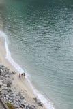 特罗佩亚海滩 免版税库存照片
