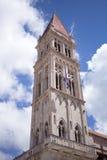 特罗吉尔大教堂 免版税库存图片