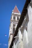 特罗吉尔大教堂 库存照片