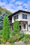 特罗扬修道院,保加利亚 库存图片