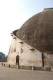 巴特那印度关闭的Golghar粮仓 库存图片