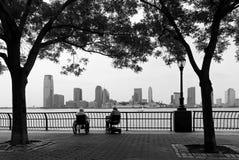 巴特里公园,纽约 免版税图库摄影