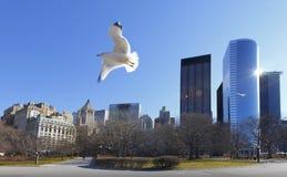 巴特里公园NYC 图库摄影