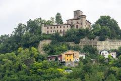 特里索比奥(Monferrato) 免版税图库摄影