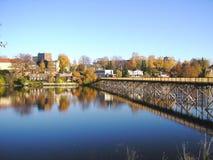 特隆赫姆挪威 免版税库存图片