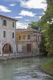 特雷维索在威尼托 免版税库存照片