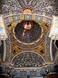 特鲁埃尔省的恋人的天花板 免版税图库摄影