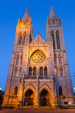 特鲁罗大教堂康沃尔郡英国 图库摄影