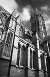 特鲁罗大教堂,康沃尔郡,英国 图库摄影