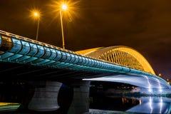 特洛伊桥梁 免版税库存照片
