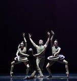 牺牲礼拜式古典芭蕾` Austen汇集` 库存照片