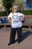 犯罪危险自由奖励非常希望的俄国 库存图片