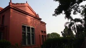 状态中央图书馆大厦,班加罗尔,卡纳塔克邦 股票录像