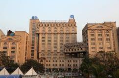 状态印度银行在加尔各答 免版税库存图片