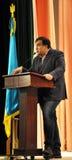 状态和政客米哈伊尔Saakashvili_33 免版税库存照片