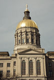 状态国会大厦大厦在亚特兰大 免版税库存图片