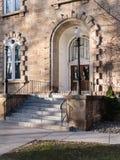 状态国会大厦大厦,卡森市,内华达 免版税图库摄影