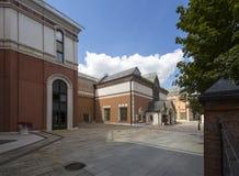 状态特列季尤欣画廊是美术画廊在莫斯科,俄罗斯,首要存放处俄国艺术在世界上 库存照片