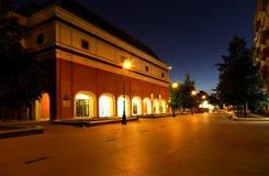 状态特列季尤欣画廊是美术画廊在莫斯科,俄罗斯,首要存放处俄国艺术在世界上 图库摄影