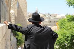 犹太人传统 库存图片