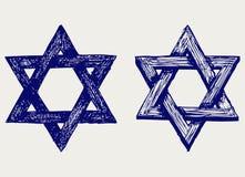 犹太人的宗教信仰 免版税库存图片