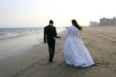 犹太传统婚礼 免版税库存图片