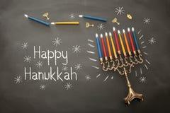 犹太假日光明节背景的图象与传统人的