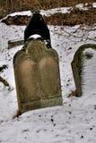 犹太公墓 免版税库存图片