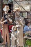 犹太华沙踪影-开化节日2010年 库存图片