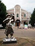 犹太教堂在Ð'irobidzhan 免版税库存图片