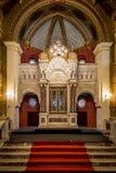 犹太教堂在克拉科夫 免版税图库摄影