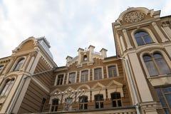 犹太教堂在哥罗德诺 免版税库存照片
