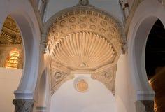 犹太教堂在托莱多 库存图片