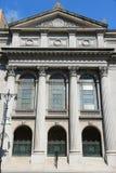 犹太教堂在纽约 免版税库存照片
