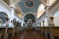 犹太教堂在维尔纽斯 免版税图库摄影