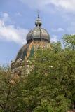 犹太教堂在苏博蒂察 库存照片