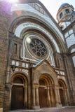犹太教堂在诺维萨德 免版税库存图片